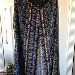 Cute pattern skirt